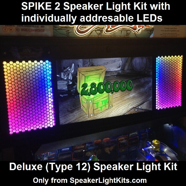 Speaker Light Kits - Speaker Light Kits - Home Page
